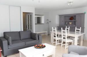 photo de la pièce à vivre de appartement le Labrit